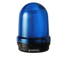 829.510.68 Werma  LED Rotating Beacon 829 230vAC 5:BLUE IP65 115-230vAC Base Mount