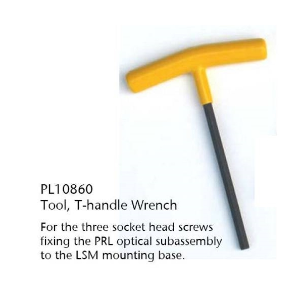 PL10860 Point Lighting Corporation  PL10860 T-handle Wrench Tool for fixing PRL subassembly to LSM base