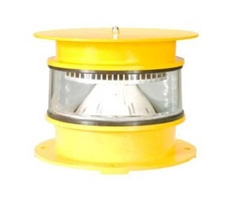 PFB-37001-R-1-C-MT Point Lighting Corporation PFB37001R1CMT Point LED Red Steady Burn Beacon 120V, Marine Treated