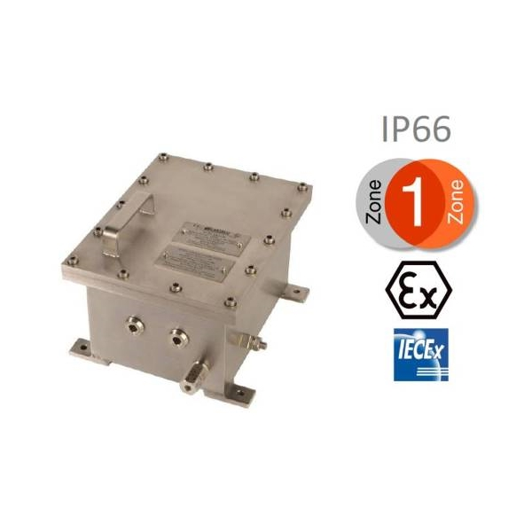 ESSD445-A.Q58256-0 Abtech ESSD445-A SS Enclosure ESSD445-A IP66 Ex-d, NB: Budgetary price only!
