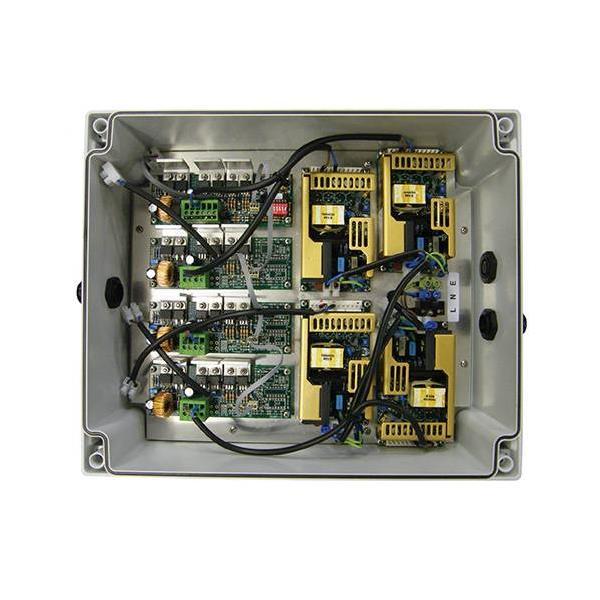 control unit for a141