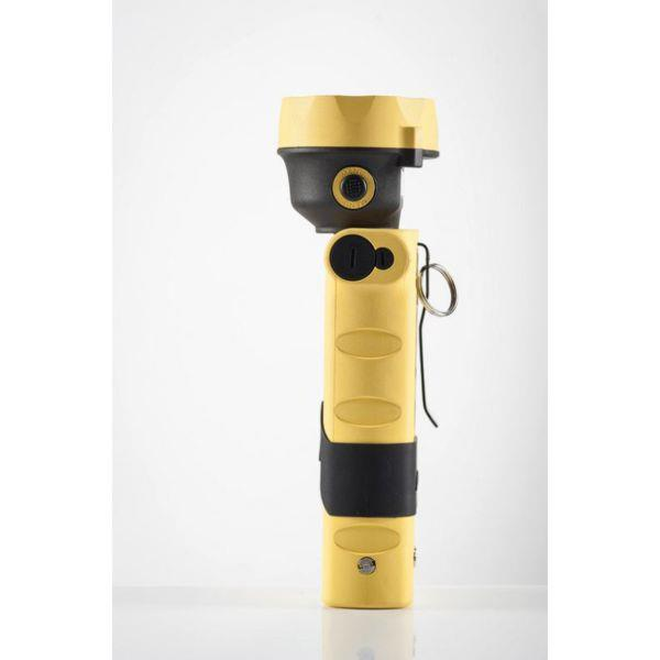 L3000P Adalit L.3000P Exia Led Safety Torch Adalit L.3000POWER IP67 Zone 0/20 Rechargeable model
