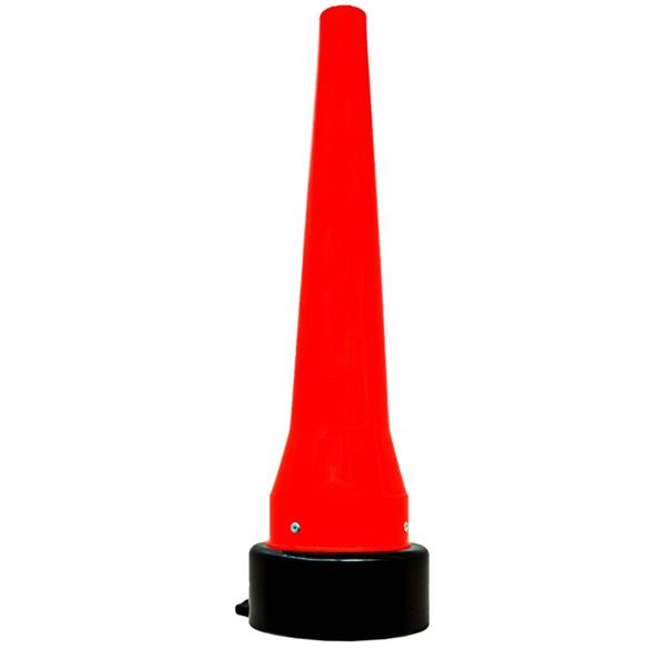 CD3000R Adalit CD.3000R Red Signalling Cone f/ Adalit Torches IL-300 & L-3000 series