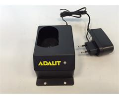C1000 Adalit C.1000 Single Charger for 12vDC and 100-240vAC for Adalit Torch IL.300 & L-3000 series